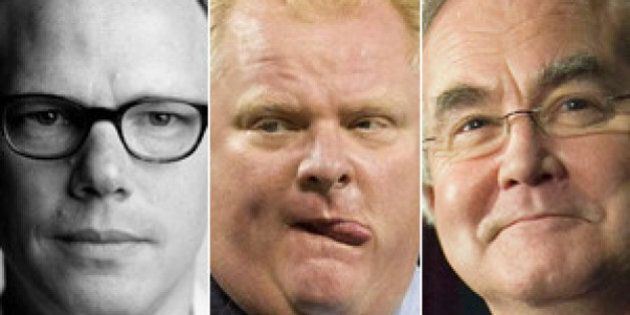 Gawker's John Cook Slams Star For Rob Ford Story