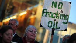 Tasty! Oil Execs Drink Fracking