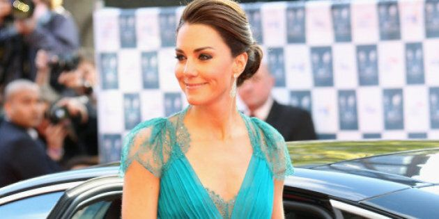 Kate Middleton's Best Evening Dresses: Duchess Of Cambridge Ready To Host Holiday Galas