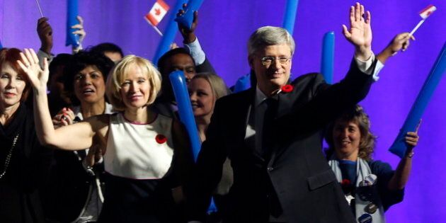 Conservative Convention 2013: Harper Says 2015 Election Won't Be 'Canadian