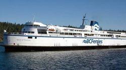 Gulf Islands Ferry Service