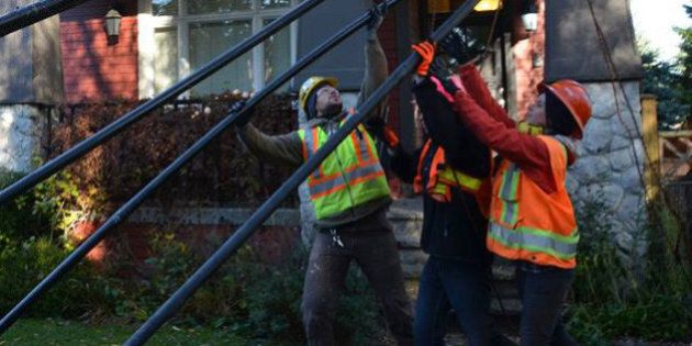 Christy Clark Fracking Protest: LNG Opponents Target Premier's