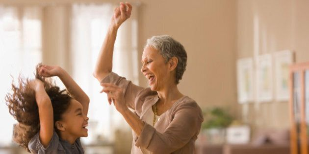 Multigenerational Family Living Can Offer Added Comforts At