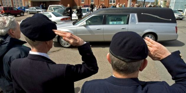 Veterans Burial Fund Has More Money, But Access Restricted: Budget