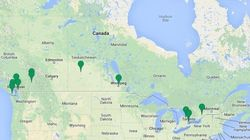 This Is Where Canada's Licensed Pot Manufacturers Are