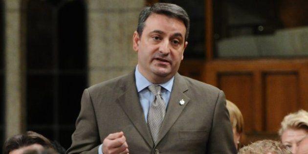 Paul Calandra Emerges As Tory Senate Scandal Punching Bag In Question