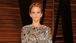 JLaw's Second Oscar Dress Is A Much Better