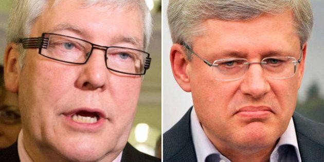Alberta's Hancock To Meet With PM Harper To Discuss