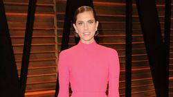 Allison Williams Flaunts Huge Engagement
