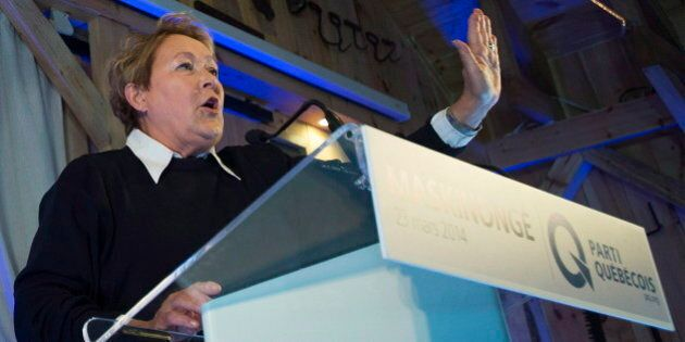 Quebec Election: Pauline Marois' Career Marked By