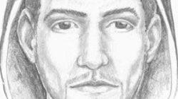 UBC Sex Assault Suspect Sketch