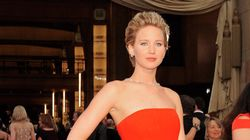 LOOK: JLaw Waves Her Arm Fat At