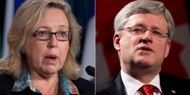 Elizabeth May: Prime Minister's Office Full Of 'Ruthless, Cutthroat