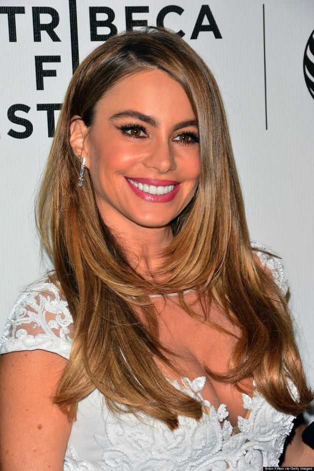 Sofia Vergara's Plunging Dress Leaves Little To The