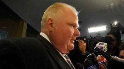 Rob Ford Wasted All His Sincerity Wishing He Could Change the