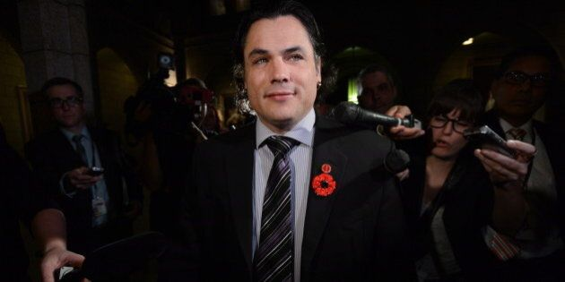 Senate Suspensions: Patrick Brazeau Suspended Without Pay From Upper