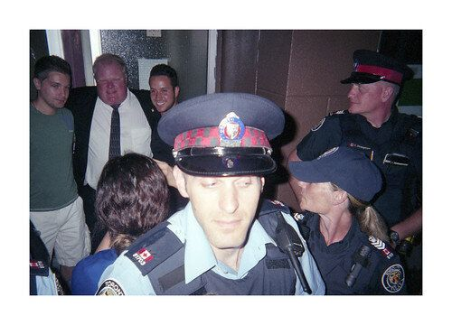 Looking Back At Rob Ford's 'Drunken Stupors'