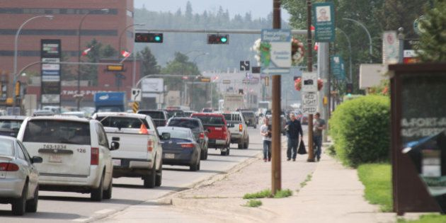 Fort McMurray Not Full Of Crime: