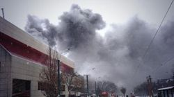 Fire Breaks Out On University Of Toronto