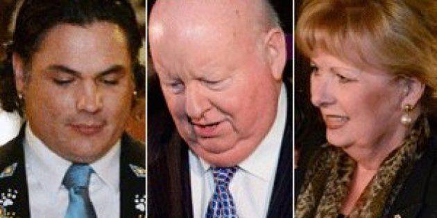 Mike Duffy, Pamela Wallin, Patrick Brazeau, Suspended Senators, May Not Be Off Public