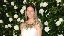 Jessica Biel Looks Stunning, As