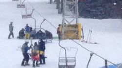 Skiers Recount Terrifying Chairlift