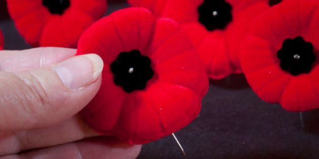 [UNVERIFIED CONTENT] The red poppy is a symbol of remembrance for all the men and women who fought in...
