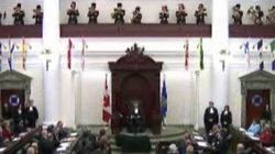 Throne Speech Promises Cities