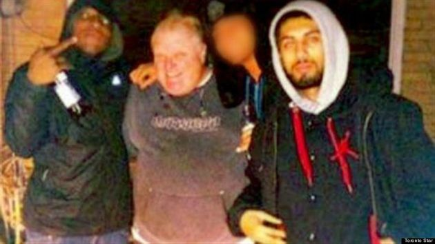 Dixon Bloods, AKA Dixon Goonies: The Gang Behind The Rob Ford Crack