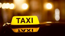 Driver Dies, Passengers Live After Taxi