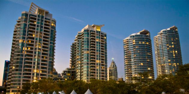 Condo Markets In Toronto, Montreal, Ottawa Under Serious