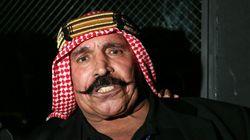 Wrestling Legend Iron Sheik Challenges Rob