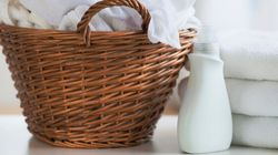 Can't Stand Your Laundry Products? Try Making Your