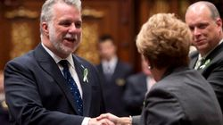 Quebec Liberal Leader Puts Together 'Attacking