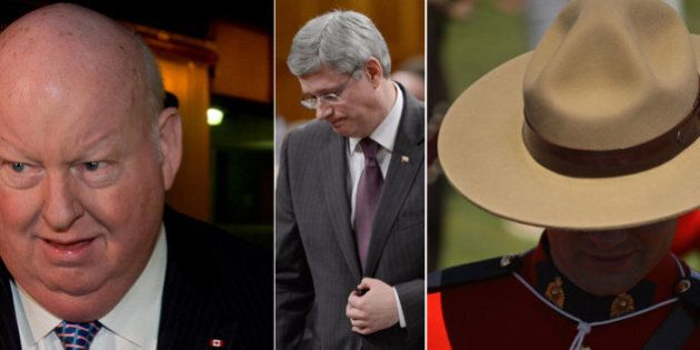Duffy Complies With RCMP Senate Probe For PMO