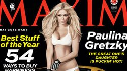 Paulina Gretzky's Maxim Cover Is Not What You're