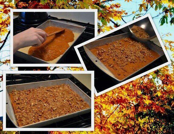 RECIPE: Butter Pecan Pumpkin