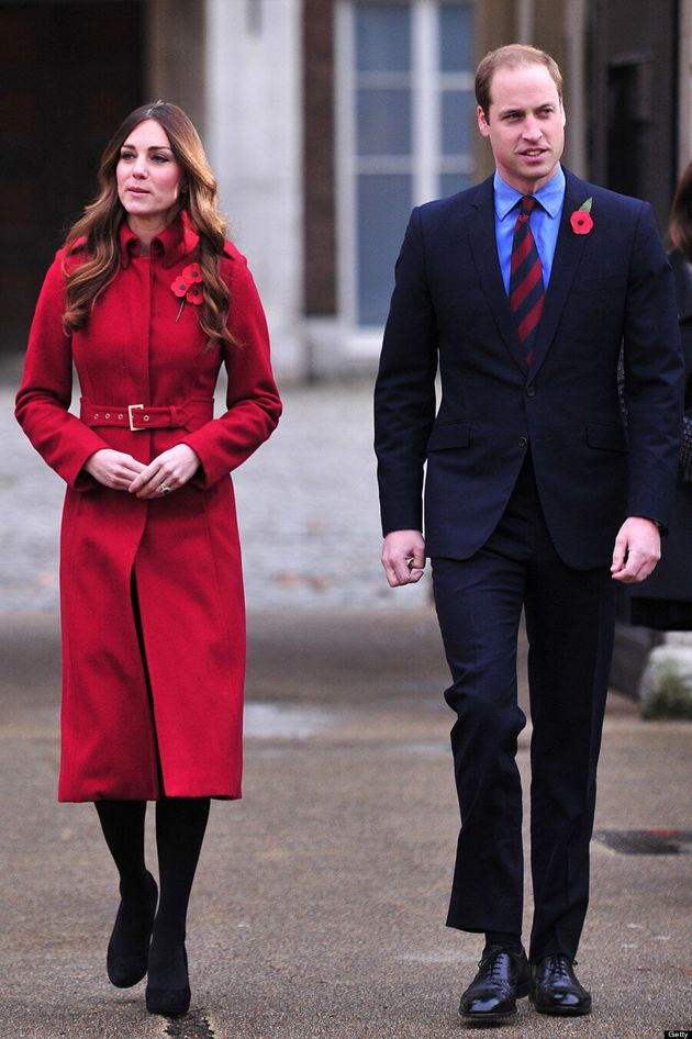 Kate Middleton's Winter Coat Is Holiday Inspiration For The Rest Of Us