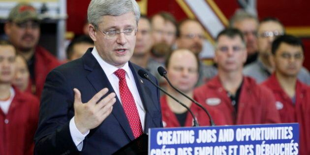 Harper Dodges Questions On Alleged Meddling Into Duffy