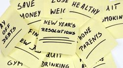 New Year's Resolution Keeners Have Their Lists