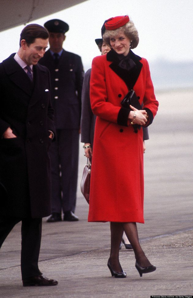 Duchess Of Cambridge's New Zealand Outfit Reflects Princess Diana's Style