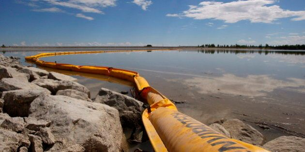Plains Midstream's 2012 Oil Spill Criticized By Alberta