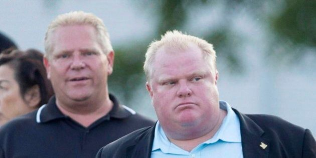 Rob Ford Was Subject Of August Police