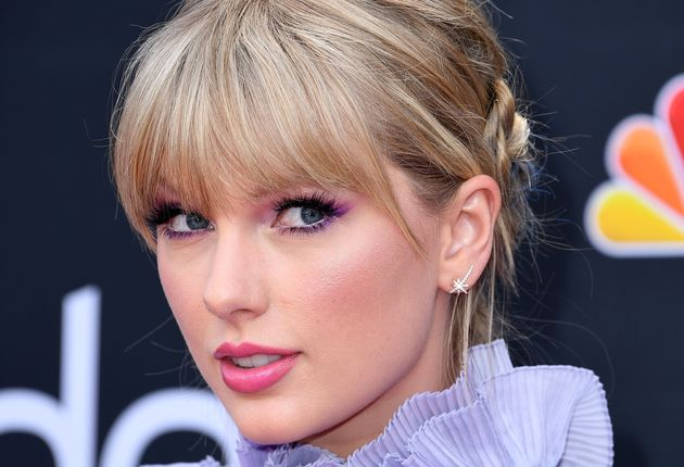 Taylor Swift at the Billboard Music Awards in Las