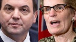 Wynne Won't Release Libel Notice Sent To