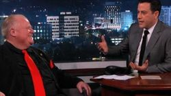 On Kimmel's Show, Ford Was the Epitome of Grace Under