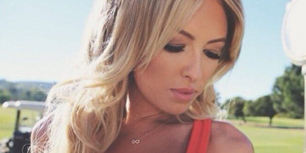 Paulina Gretzky Teases Sexy Golf Commercial In Revealing Instagram