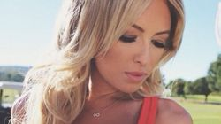 Paulina Gretzky Teases Sexy Golf