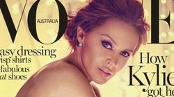 Kylie Minogue's Legs Rival Kate