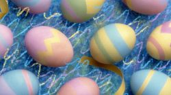 How To Dye Easter Eggs With Food Colouring And Shaving